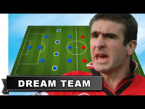 Eric Cantona's Dream Team [#One2Eleven]