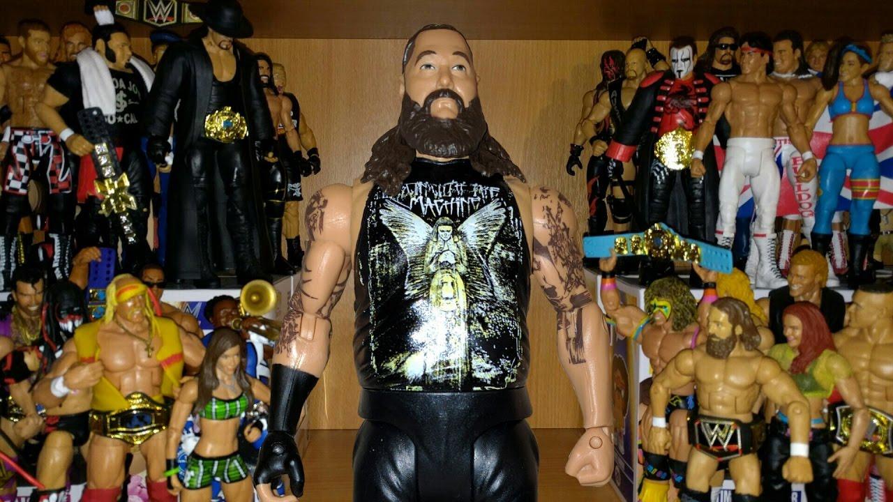 Bray Wyatt WWE Mattel Basic 69 Brand New Action Figure Toy