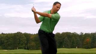 Downswing Sequence for Golf Swing Power-For Flatter Shoulders