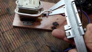 видео Точечная сварка в домашней мастерской