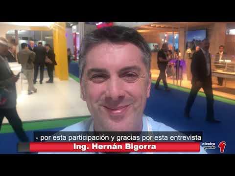 altText(Entrevistamos al Ing. Hernán Bigorra / DELGA y al Lic. Nicolás D'Angelo / EQUIPEL)}