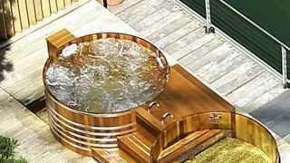 Купель для бани. Что купить(Купели для бань. В давние времена бани, обычно располагали около водоемов: на берегу реки, пруда, озера или..., 2014-07-10T06:31:18.000Z)