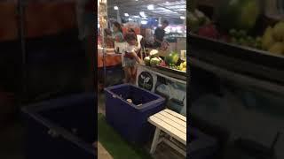 Тайланд. Пхукет рынок потонг