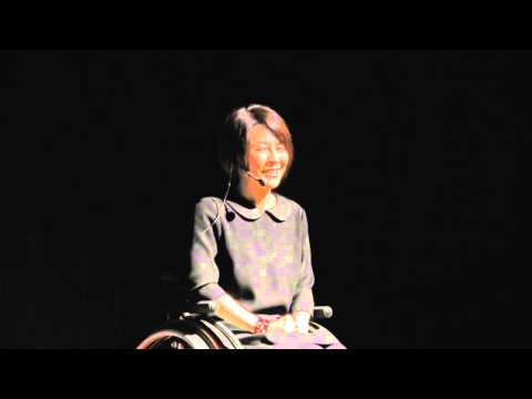 The key to have a wonderful life -- Make your barrier your value!   Hiromi Kishida   TEDxYouth@Kobe