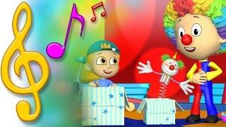 TuTiTu Songs | Clown Song | Songs for Children with Lyrics