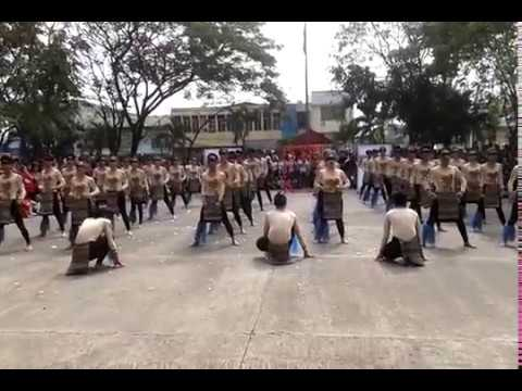 ACLC ANTIPOLO INTER BRANCH (pep squad) CHEERDANCE 2k17