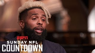 Odell Beckham Jr.: I\'m not \'given an opportunity to be the very best that I can\' | NFL Countdown