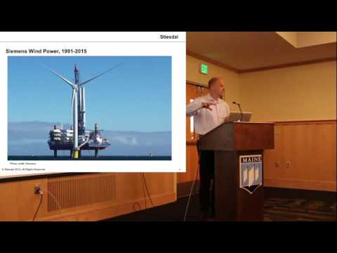 Keynote Address: Turbine Manufacturer's Perspective, Scale-up, Costs - Henrik Stiesdal