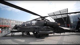 Apache z radarem wsparciem dla sił lądowych [Defence24 TV]