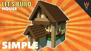 Minecraft : Membuat Rumah Survival