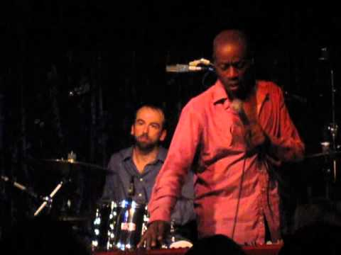 Roachford - Lay Your Love On / Me Cuddly Toy - Jazz Cafe, London - June 2012