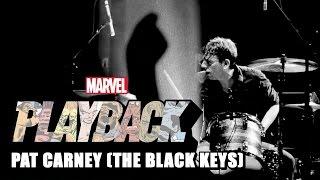"Pat Carney (The Black Keys) Talks Marvel Comics | ""Marvel's Playback"" Ep. 1"