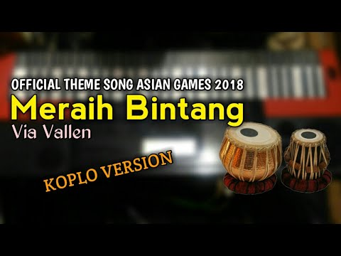 Mix - Meraih Bintang - Via Vallen (Versi Dangdut)