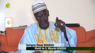 Le Khalif de Serigne Mbacké Bousso revient sur le respect du ndiguel du Khalif Général des Mourides