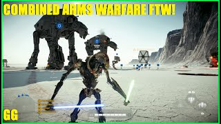 Star Wars Battlefront 2 - General Grievous, the great General of The Clone Wars! MOVE OVER HUX! XD