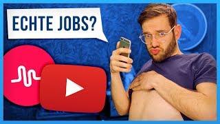 Sind das echte Jobs?