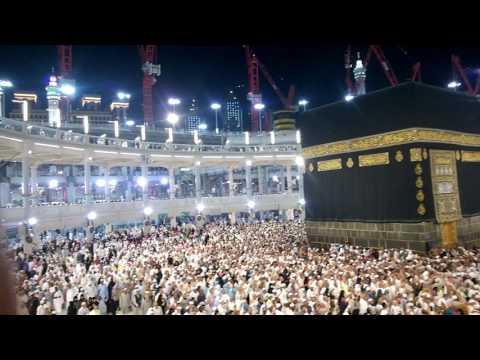 Awesome video in Makka Sharif