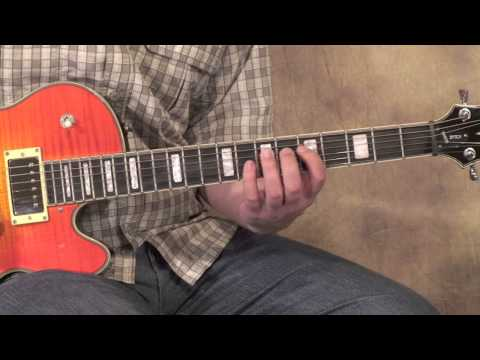 Using The Pentatonic Scale With A Jam Track