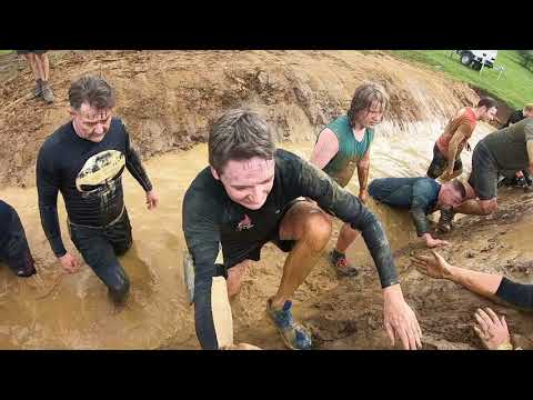 Tough mudder 2018 (Midlands weekend 1)