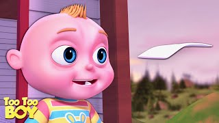 Is That A Ghost Episode | Videogyan Kids Shows | Cartoon Animation | TooToo Boy |Funny Comedy Series