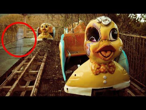 10 Creepiest Abandoned Amusement Parks!
