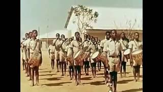 FILM Publicitaire  UNION MINIERE HAUT- KATANGA Archives
