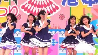 2016/5/4 博多どんたく港祭り 港本舞台 Cheeky Parade「BUN BUN NINE9'...