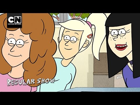 Taking The Bus To Prom | Regular Show | Cartoon Network