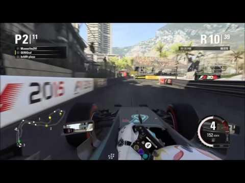 F1™ 2015 - Liga Rennen Monaco - Deutsch/German