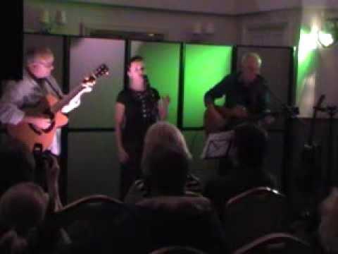 Kyle Newman sings