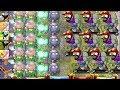 Plants vs Zombies 2 Battlez Cardio Zombie and Battle Strategy Cauliflower Premium Plant