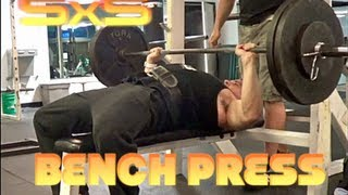 SxS - The Bench Press - Nick Wright