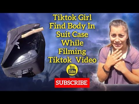 Teens, filming a TikTok, find dead body in suitcase after using popular exploring app Randonautica