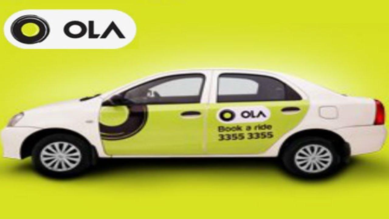 ola cab