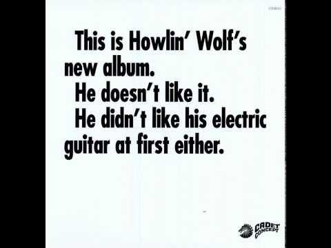 Howlin' Wolf - Smokestack Lightning
