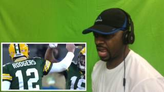 Giants vs. Packers | NFL Wild Card Game Highlights | Reation