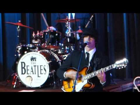 Caribbean Princess   28th August 2016   The Beatles Celebration