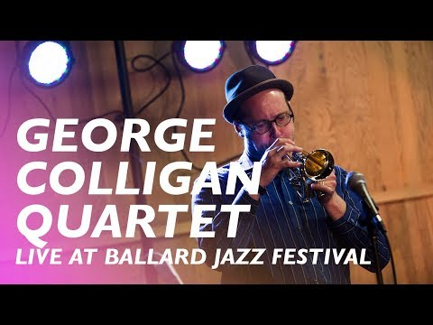 George Colligan Quartet Live At The 2017 Ballard Jazz Festival