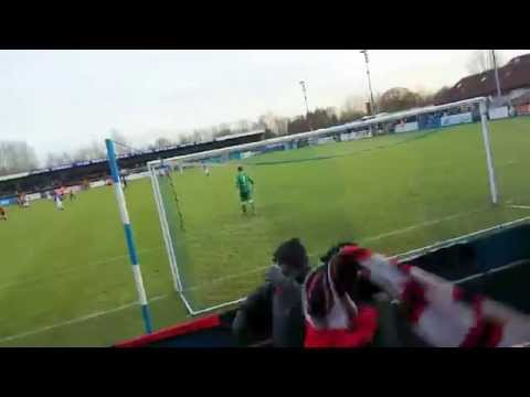 Nuneaton vs F.C United - GOAL!!! 2015-16