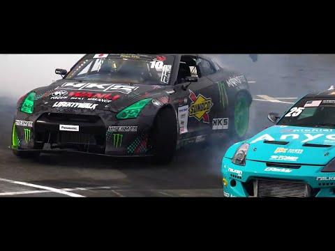 FIA Intercontinental Drifting Cup / Япония 🔥