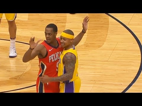 Isaiah Thomas Fights Rajon Rondo and Both Get Ejected After Scuffle!
