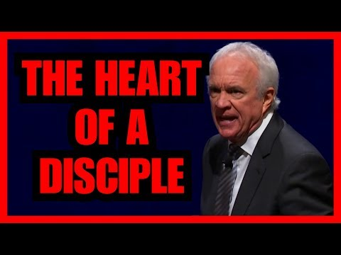"""The Heart Of A Disciple"" – Anthony Mangun"