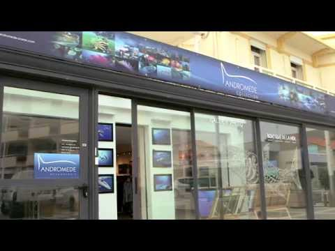 DONIA : une application pour la préservation des fonds marins. ADEME PEE 2013