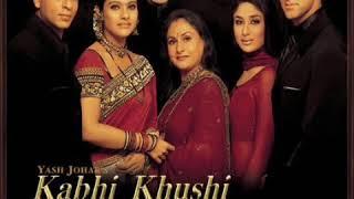 Kabhi Khushi Kabhi Gham ( Full HD Song )
