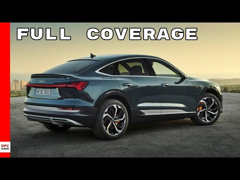 2020 Audi e tron Sportback Full Coverage