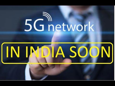 5g lte network - in India