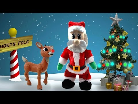Rudolph the Red Nosed Reindeer Song | Christmas songs