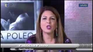 Cuéntamelo Todo - Patricia Poleo junto a Iván Ballesteros y Carlos Valdes (Caso Serra) 6/10/14