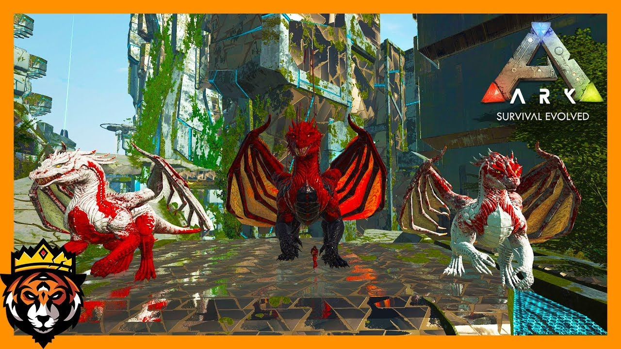 The Dragon Army Grows Stronger! (Ark Survival Evolved Primal Fear) #19