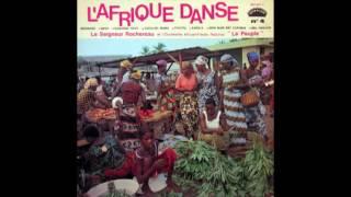 Tabu Ley Rochereau - L'Afrique danse N° 4 (1969) [vinyl]